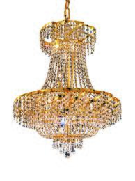 Elegant Lighting ECA2D26GEC