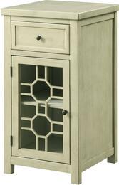 Furniture of America CMAC165WH