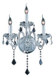 Elegant Lighting 7853W3CRC