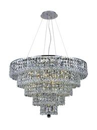 Elegant Lighting 2037D30CRC