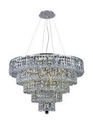 Elegant Lighting 2037D30CRC