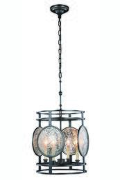 Elegant Lighting 1490D15BZ