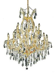 Elegant Lighting 2801D32GRC