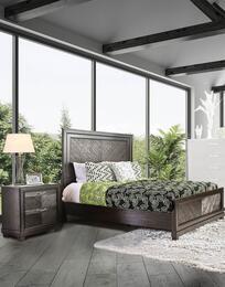 Furniture of America CM7315CKBEDROOMSET