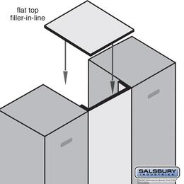 Salsbury Industries 33341MAP