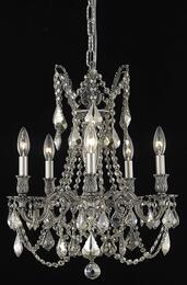 Elegant Lighting 9205D18PWGTRC