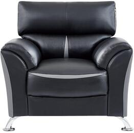 Global Furniture USA U9100BLDKGRCH
