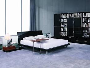 VIG Furniture VGWCARONBLKEK