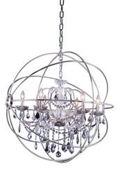 Elegant Lighting 1130D32PNSSRC