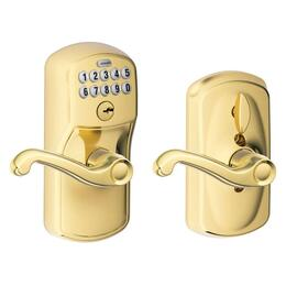 Schlage FE595PLY505FLA