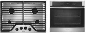 2-Piece Kitchen Package with AGC6540KFS 30