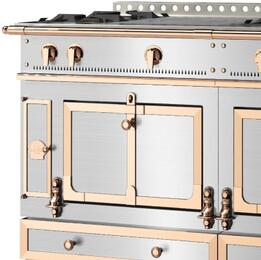 Le Chateau Copper Trim Option: Po...