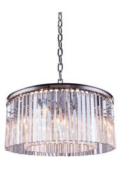 Elegant Lighting 1208D31PNRC