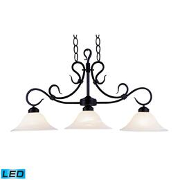 ELK Lighting 247BKLED