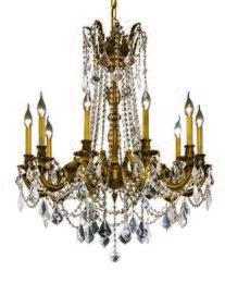 Elegant Lighting 9210D28FGEC