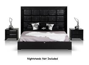 VIG Furniture VGUNGLAMBLKAA216180Q