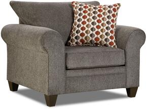 Simmons Upholstery 164701ALBANYPEWTER