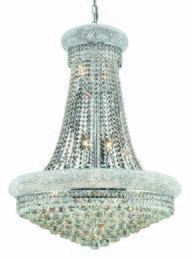 Elegant Lighting 1800D28CRC