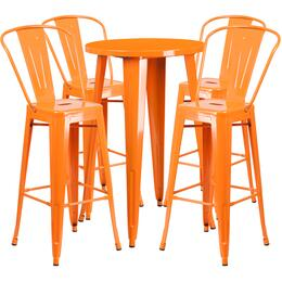 Flash Furniture CH51080BH430CAFEORGG