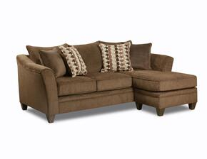 Lane Furniture 648503SCALBANYCHESTNUT