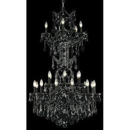 Elegant Lighting 2800D30SBJTSS