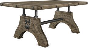 Global Furniture USA D855DTBR