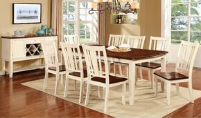 Furniture of America CM3326WCT8SCSV
