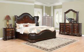 Myco Furniture SH326QNMDR