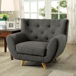 Furniture of America CM6134GYCH