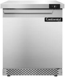 Continental Refrigerator SWF27FB