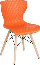 Flash Furniture LF707ORNGGG