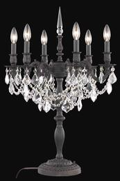 Elegant Lighting 9208FL24DB+SH1R6SSA