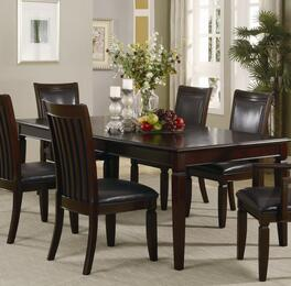 101631SET5 Ramona Formal 5 Pcs Dining Set (Table and 4 Chairs) by Coaster Co.