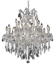 Elegant Lighting 2801D30CRC