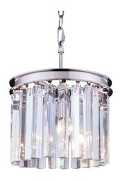 Elegant Lighting 1208D12PNRC