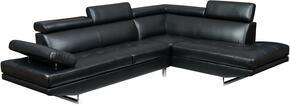 Myco Furniture 1050SECBK