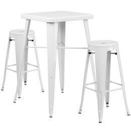 Flash Furniture CH31330B230RDWHGG