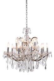 Elegant Lighting 1138D30PNRC