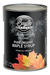 Bradley Smoker MAPLESYRUP