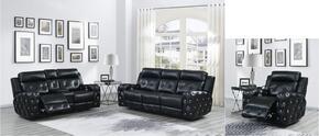 Global Furniture USA U8311PSPLPRB