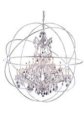 Elegant Lighting 1130G60PNRC
