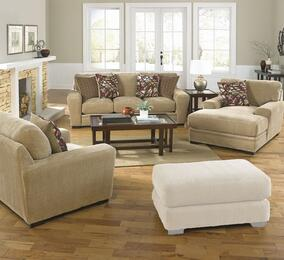 Prescott Collection 44873PCSTLCOKIT1OA 3-Piece Living Room Sets with Stationary Sofa, Loveseat and Chaise in Oatmeal