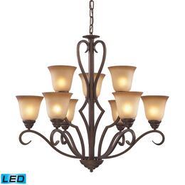 ELK Lighting 93296+3LED
