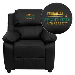 Flash Furniture BT7985KIDBKLEA45036AEMBGG
