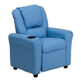Flash Furniture DGULTKIDLTBLUEGG