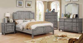 Furniture of America CM7855QBEDSET