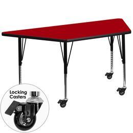 Flash Furniture XUA3060TRAPREDTPCASGG