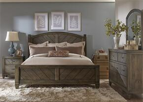 Liberty Furniture 833BRKPSDMN