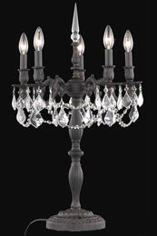 Elegant Lighting 9205TL18DBRC