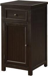 Furniture of America CMAC164BK